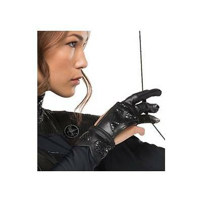 Official ADULT The Hunger Games Katniss Replica Glove Fancy Dress Costume
