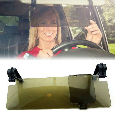 Vehicle Car Sun Visors Mirror Extension HD Sun Shade Anti-Glare Dazzle Protector