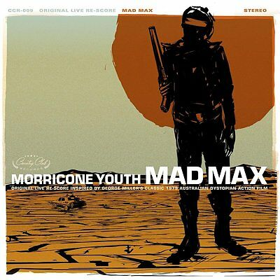 MORRICONE YOUTH : Mad Max  (Ltd. Gold Vinyl)  NEU u. OVP