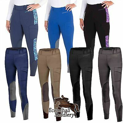 Noble Women's Balance Riding Tights Trousers Women's Jodhpurs 2017 BNWT