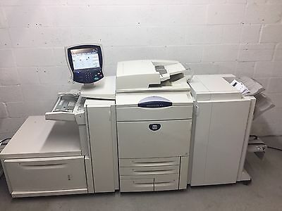 Xerox Docucolor 242 METER 301K HIGH CAP. PROFESSIONAL FINISHER