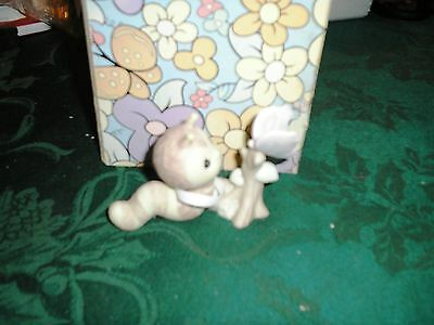 """Precious Moments Figurine """"Don't Fret, We'll Get There Yet"""" 2000 F0102 in Box"""