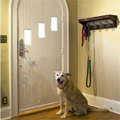 Pet Dog Door Shield Scratch Protection