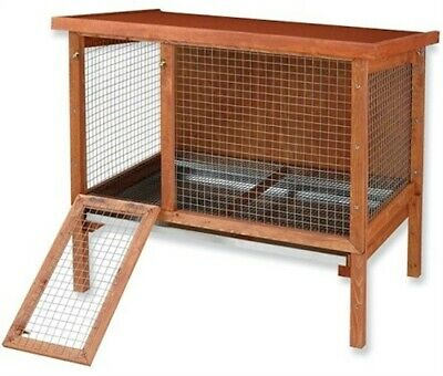 Large Heavy Duty Rabbit Hutch Cage