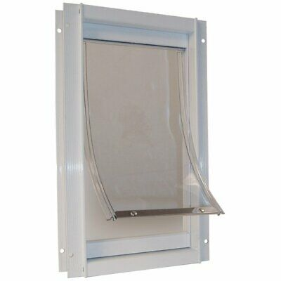 Deluxe Pet Dog Door - Super Large