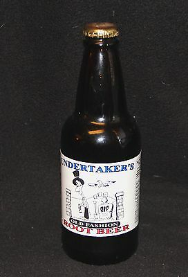 Undertakers Old Fashion  Root Beer - National Museum of Funeral History~` 12 oz~