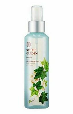 [The Face Shop] NATURE GARDEN Watery Ivy Perfumed Body Mist 155ml
