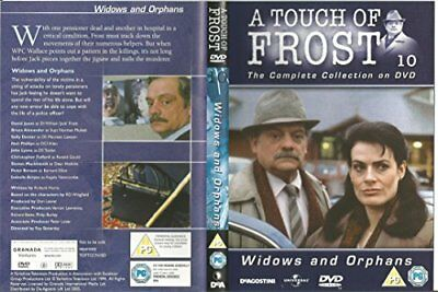 A Touch of Frost - A Touch of Frost - Widows & Orphans [DVD] - DVD  T2VG The
