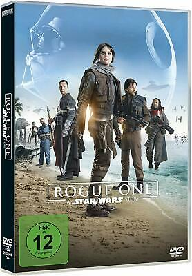 STAR WARS 3.9 (2016): ROGUE ONE: A Star Wars Story  - Jyn Erso NEW R2 DVD not US