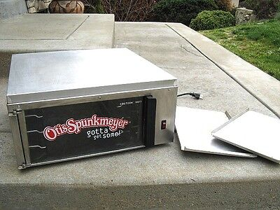 Otis Spunkmeyer OS-1 Convection Commercial Cookie Oven & 2 Trays