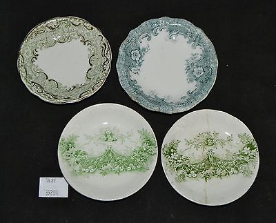 ThriftCHI ~ Ceramic Butter Pat Dishes - Grindley Argos, Bishop Stonier, Meakin