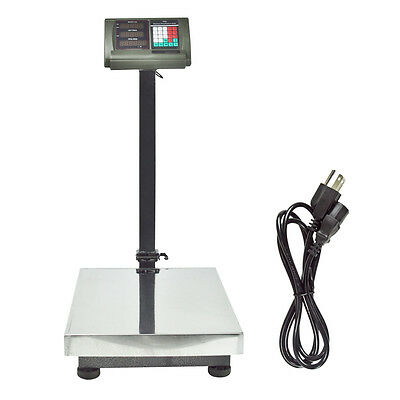 New Bench Shipping Weight Digital Count Floor Scale Warehouse Platform Mailing