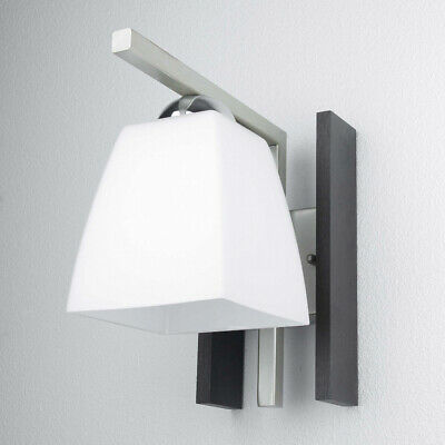 Wall Lights MANTRA M3022CH/S Salomon 2 Light Wall Lamp in Polished Chrome