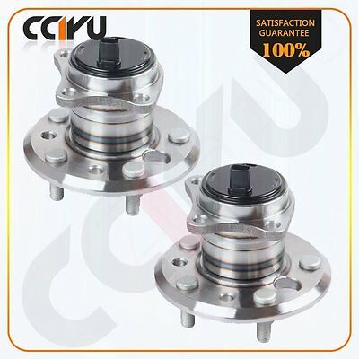 Pair:2 New REAR Wheel Hub Bearing Assembly Solara Highlander Camry Avalon W/ABS