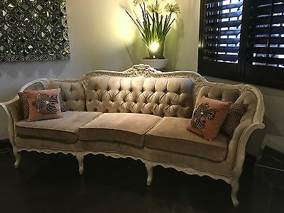 King Louis XIV Antique Sofa Set