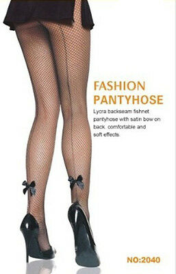 Women's Net Fishnet Bodystockings Pattern Pantyhose Tights Breathable Stockings