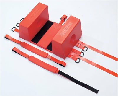 Universal Head Immobiliser from Ferno in Orange One Size