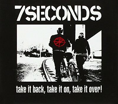 7 Seconds - Take it back, take it on, take... - 7 Seconds CD 1QLN The Cheap Fast
