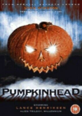 Pumpkinhead [DVD] - DVD  92VG The Cheap Fast Free Post
