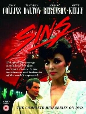 Sins [1986] [DVD] - DVD  Y4VG The Cheap Fast Free Post