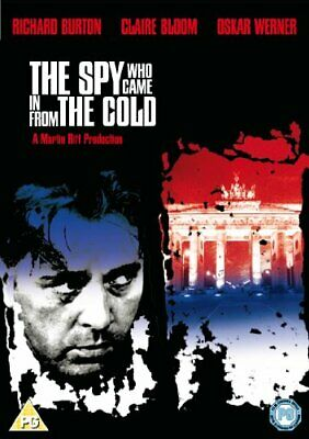 The Spy Who Came In From The Cold [DVD] [1965] - DVD  NAVG The Cheap Fast Free