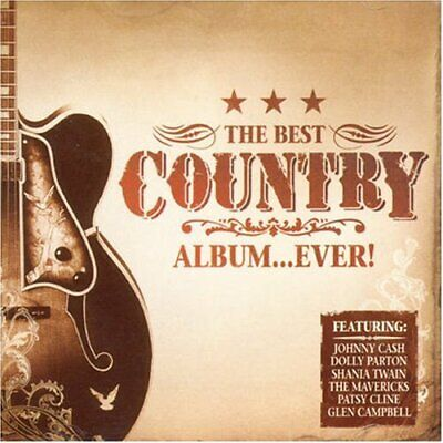 Various Artists - The Best Country Album ....Ever ! - Various Artists CD N2VG
