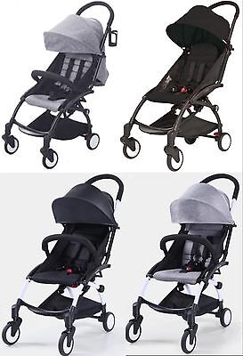 IN STOCK - Yoyo Compact Lightweight Baby Stroller Pram Easy Fold Travel Carry-on