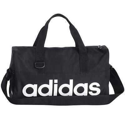 Adidas Sport  Gym Bag  Duffle Bag Small Black New
