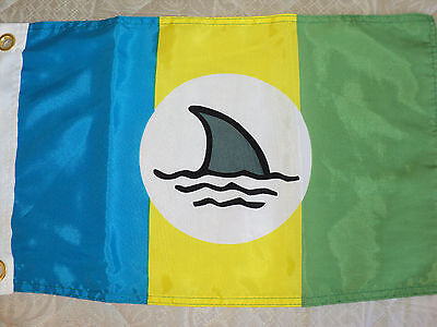 JIMMY BUFFETT WELCOME TO FINLAND FLAG12X18 BOAT FLAG MARGARITAVILLE/landshark