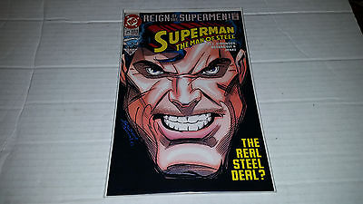 Superman the Man of Steel # 25 (DC, 1993) Reign of the Supermen!