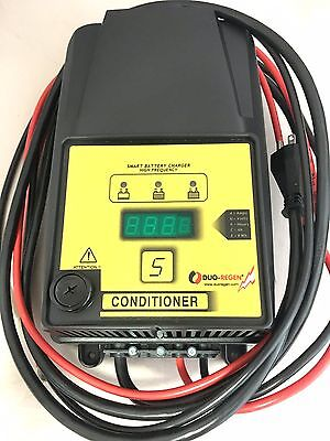 12V 15A BATTERY CHARGER Golf cart CBHF2 Electronic automatic charger