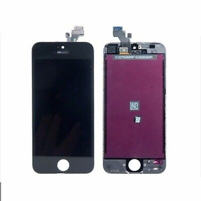 iPhone 5S Black LCD Screen Display And Digitizer ASSEMBLY  (AAA)