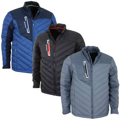 Sunice 2017 Mens Franz Thermal Featherless Down Insulated Golf Jacket