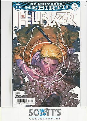 Hellblazer  #8  New  (Variant) Freepost
