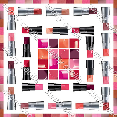 AVON ~ ASSORTED Mini Lipstick Samples, Hen Party / Travel Bag Size, Mixed ~ SALE