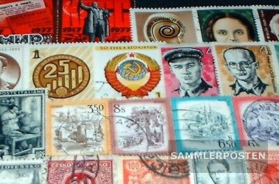 Europe 500 different stamps  without Germany