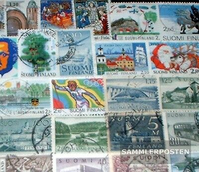 Finland 50 different  special stamps and large