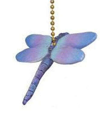 Dragonfly Ceiling Fan Pull Chain Home Kitchen Patio Nursery Decor Gift New