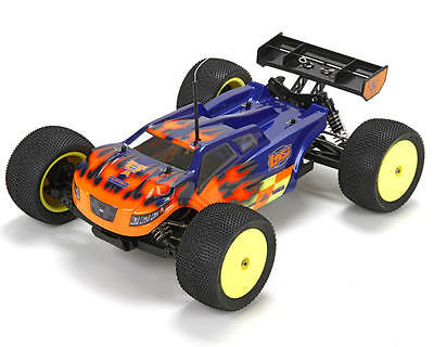 Losi 1/14 RTR Mini 8IGHT-T 4WD Brushless Truggy Car (Phend Edition) #LOS01011 RC