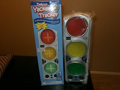 Yacker Tracker Deluxe With AC Adapter And Remote