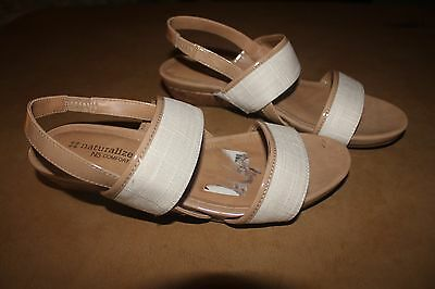 Lot 2 Pair Women's Shoes Size 6 Naturalize & Lower East Side Heel Dress