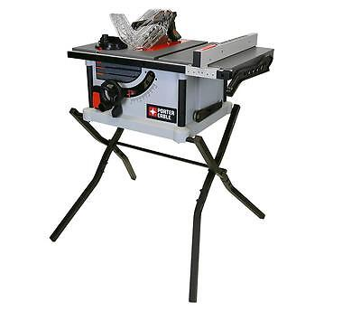 PORTER-CABLE PC362010 15-Amp 10-in Carbide-Tipped Table Saw NEW