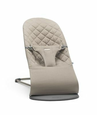 Baby Bjorn Bouncer Bliss (Sand Grey) (BabyBjorn)