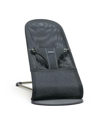 Baby Bjorn Bouncer Bliss Air (Anthracite) (BabyBjorn) Free Shipping!