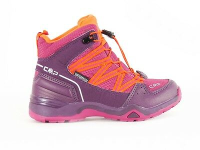 CMP Hiking shoe Hiking shoes Ankle shoe Sirius Mid pink water resistant