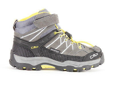 CMP Hiking shoe Hiking shoes Ankle shoe Rigel Mid grey water resistant