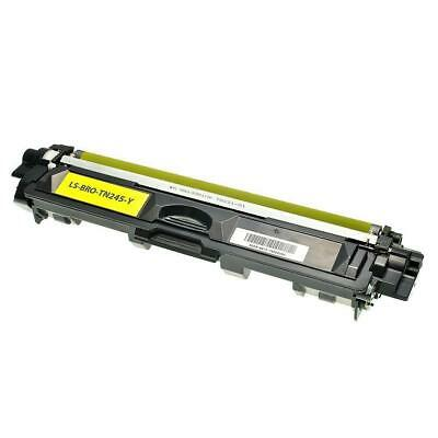 Genuine Brother TN245Y High Yield Yellow Toner Cartridge  - Brand New