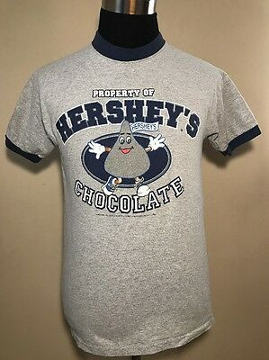 Vintage Hershey's Kiss Shirt M. All American Wear