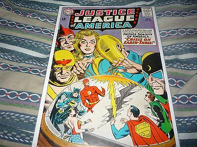 Justice League of America #29 (Aug 1964, DC) VG+ 4.5 1ST SA STARMAN APPEARANCE