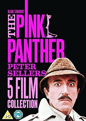The Pink Panther Film Collection  with Peter Sellers New (DVD  2014)